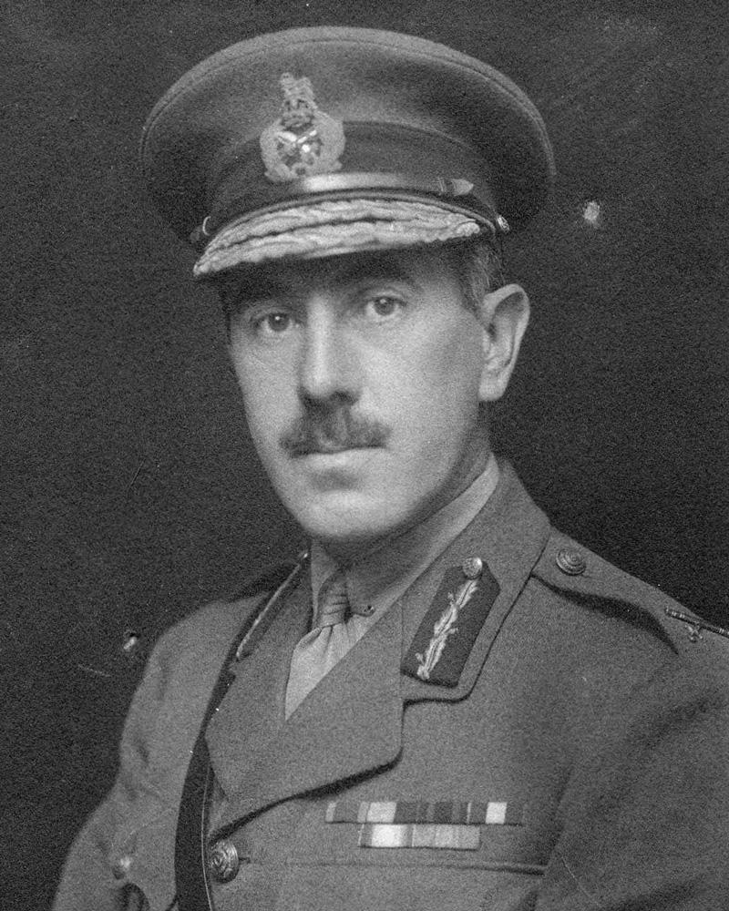 Brigadier General Louis Wyatt, c1920