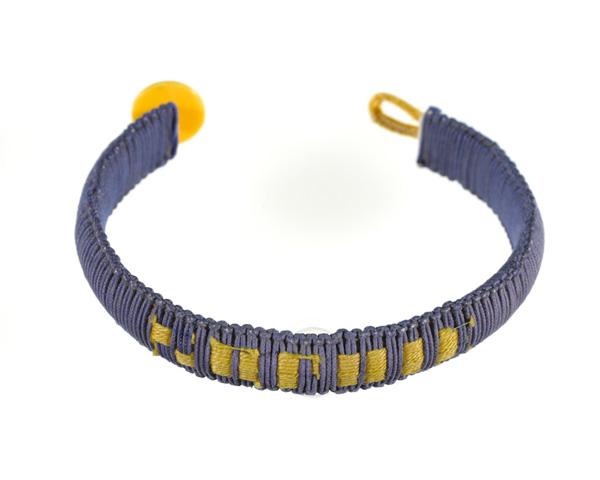 Wristband worn by Lance Corporal Jose Carvalho De Matos, 2010