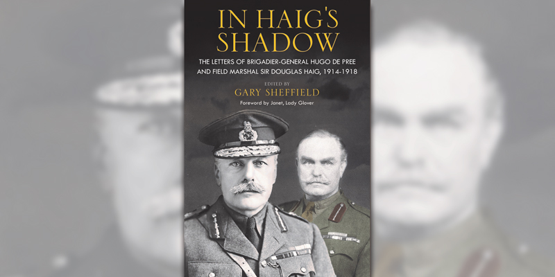 'In Haig's Shadow' book cover