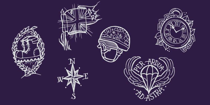 Terrific tattoo designs