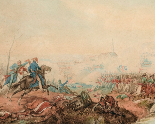 The Battle of Vimeiro, 21 August 1808