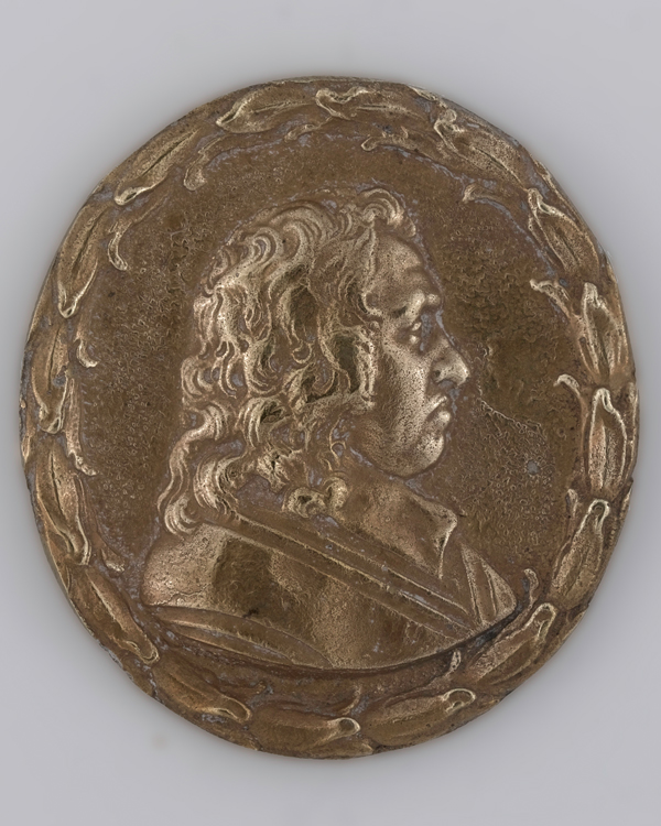 Bronze medal commemorating General George Monck, 1660