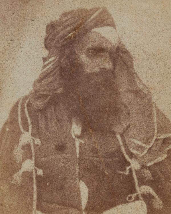 Mul Raj Diwan of Multan, c1849