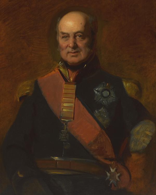 Lieutenant General Sir William Carr Beresford, c1812