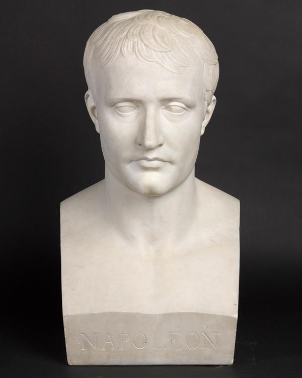 Bust of Emperor Napoleon Bonaparte, c1809