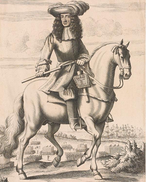 King Charles II, c1658