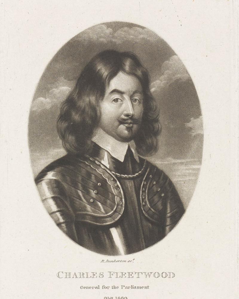 General Charles Fleetwood, c1660