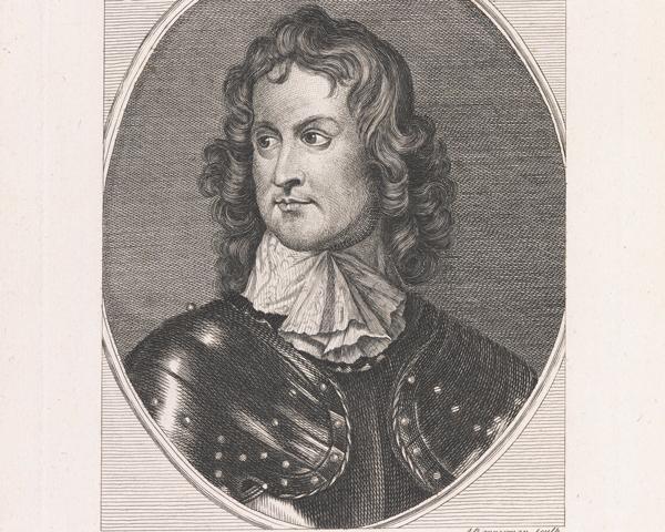 Major General John Lambert, c1655