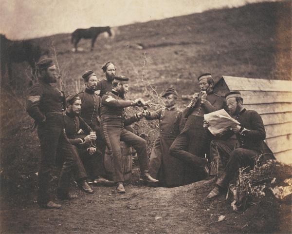L'Entente Cordiale, 1855