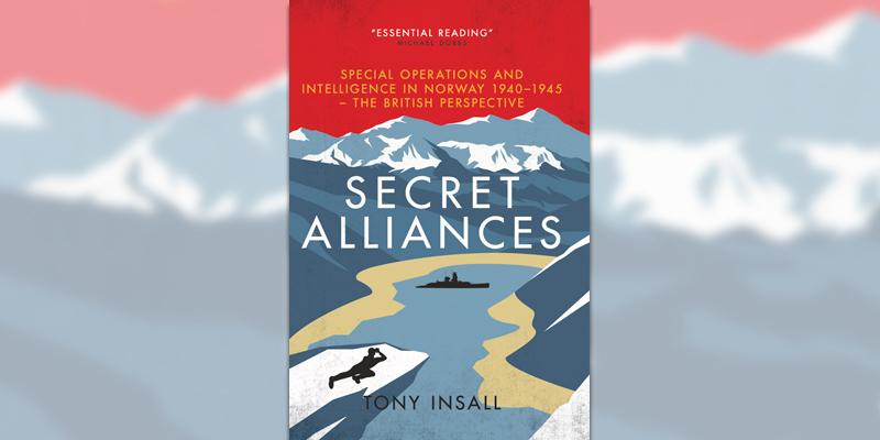 'Secret Alliances' book cover