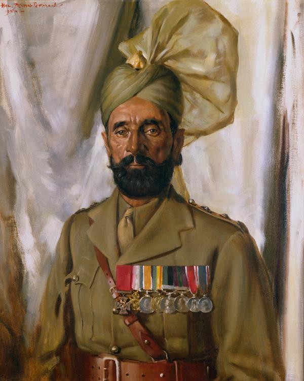 Subadar Khudadad Khan VC, 10th Baluch Regiment, c1935