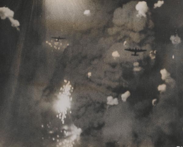 The Royal Air Force raid on Pforzheim, 23 February 1945