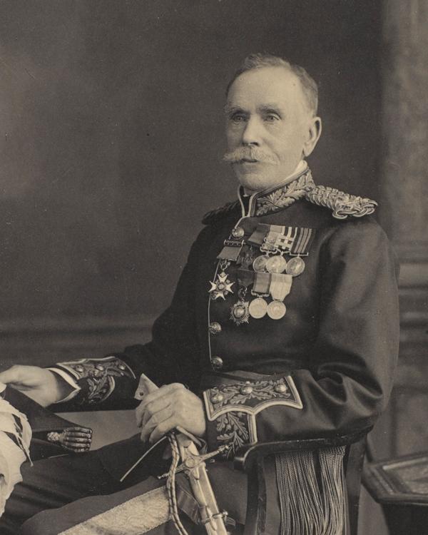 Major General Sir Luke O'Connor VC, c1911
