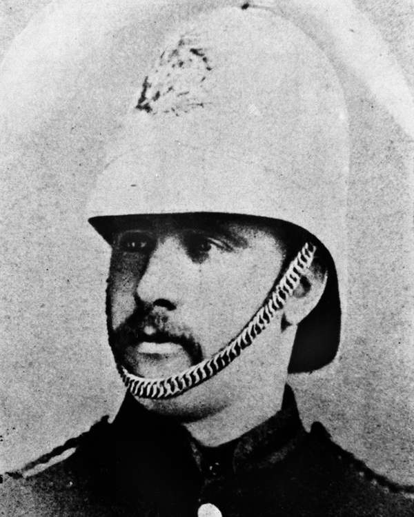 Private Frederick Corbett VC, 3rd Battalion The King's Royal Rifle Corps, 1882