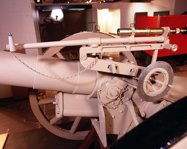 Armstrong Whitworth Quick Firing 12-pounder naval gun, 1900