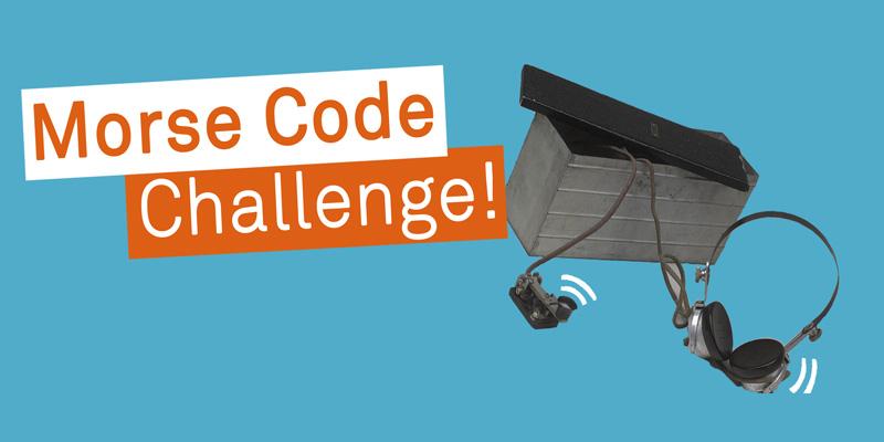 Morse code challenge
