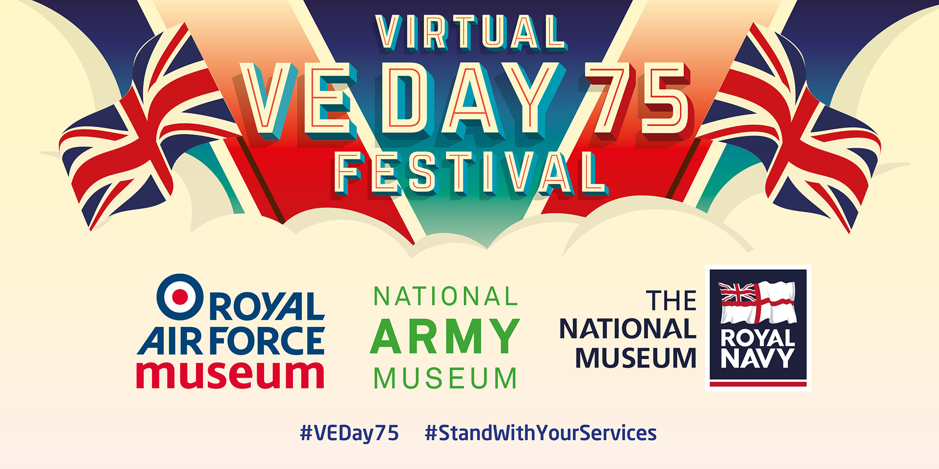 Virtual VE Day 75 Festival