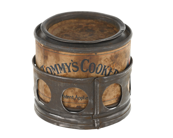 'Tommy's Cooker', portable stove, c1914