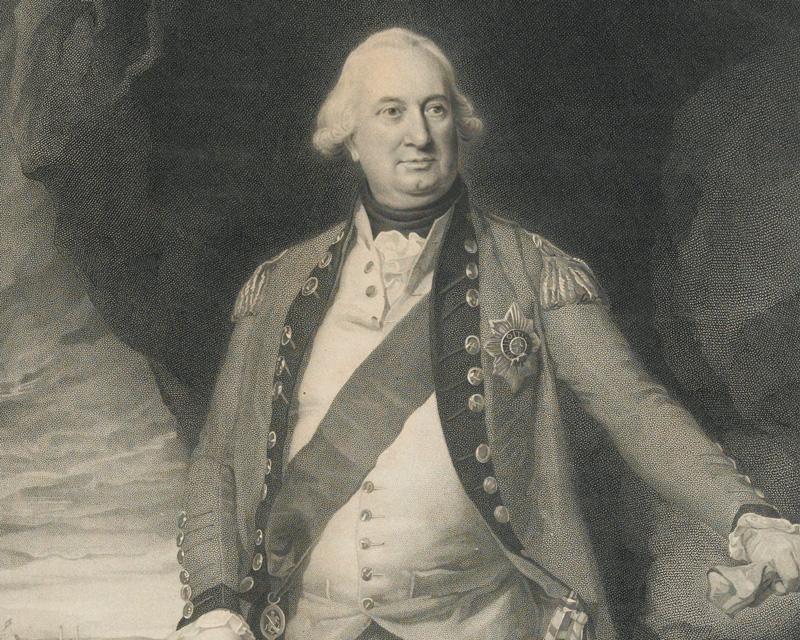 General the Marquis Charles Cornwallis, 1798