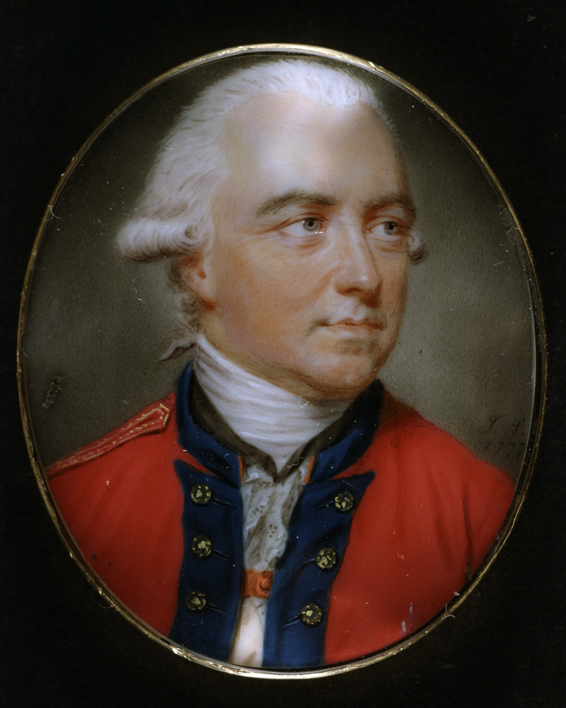 General Sir Henry Clinton, c1777