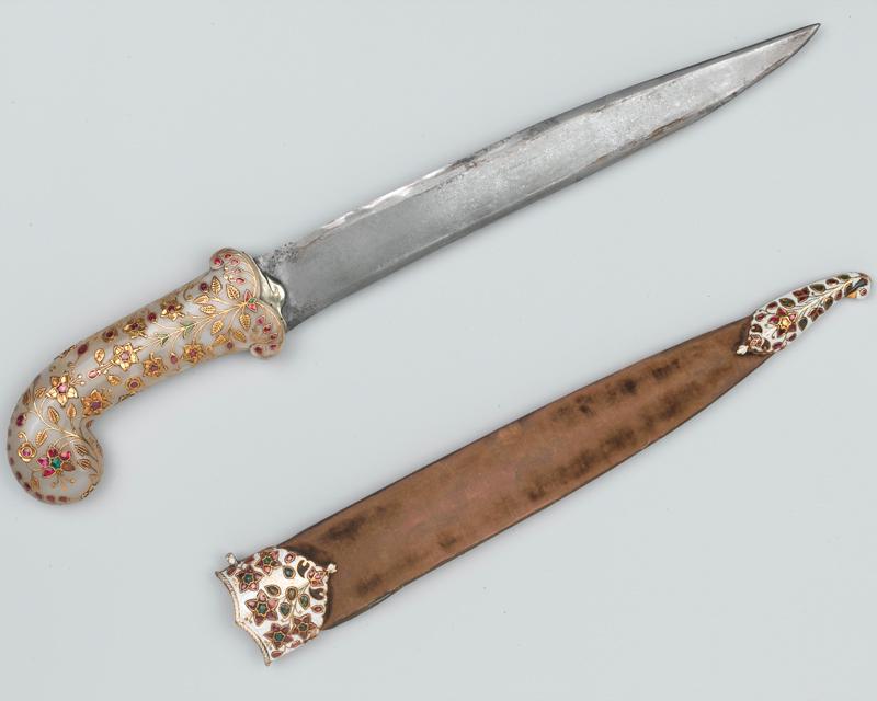 Khanjar of Tipu Sultan, c1799