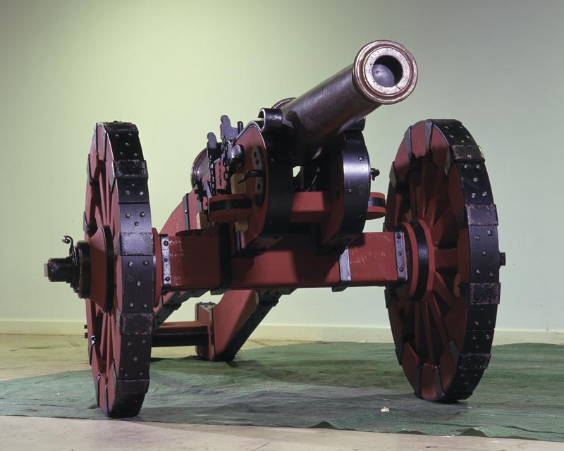Bronze Saker cannon, c1530