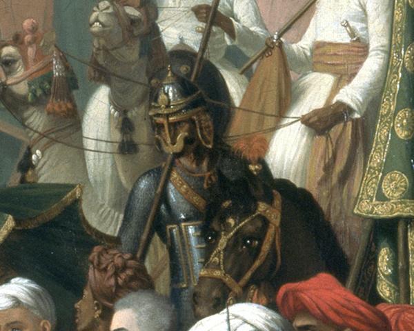 A Mysorean warrior, 1792
