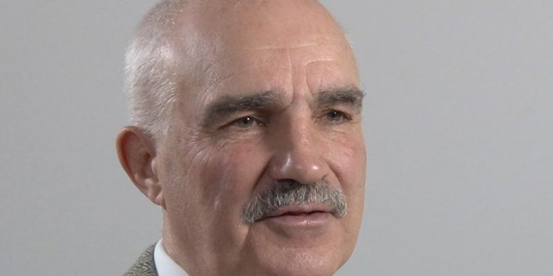 SAS veteran Corporal Robin Horsfall, 2017