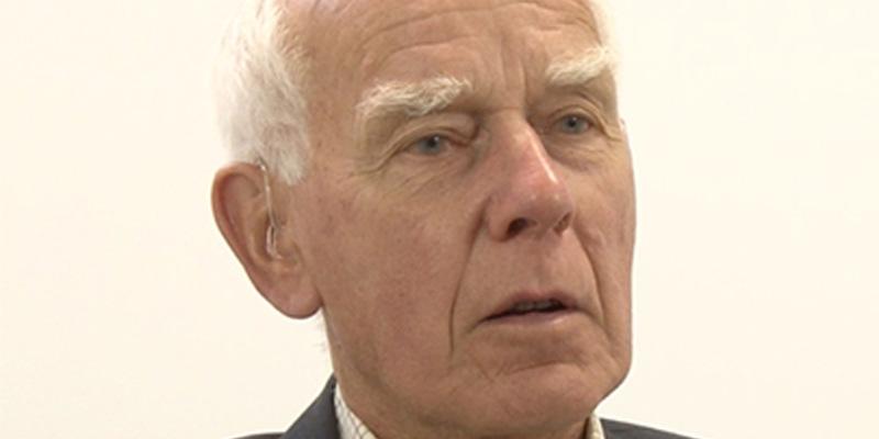 General Sir Peter de la Billiere, 2015