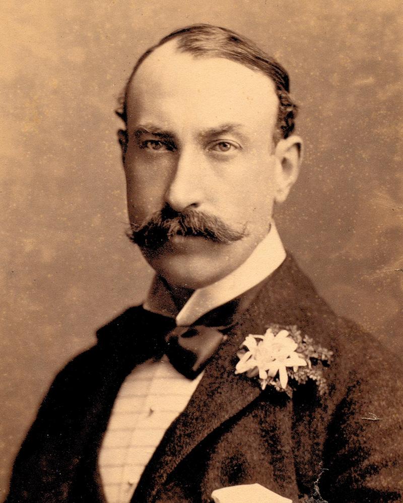William Mansfield, 1st Viscount Sandhurst, Governor of Bombay, c1896