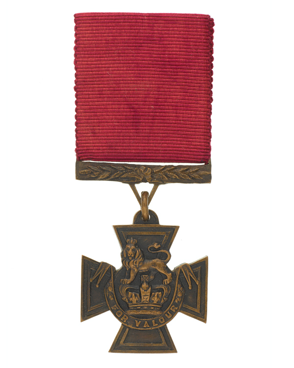 VC awarded to Lieutenant Edmund Costello during the Malakand campaign, 1897
