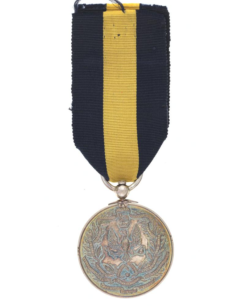 Regimental Medal, 14th/20th King's Hussars, c1950