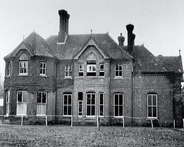 'Cherfold House. 'A' Sqdn Billet', 3rd County of London Yeomanry (Sharpshooters), Surrey, 1940