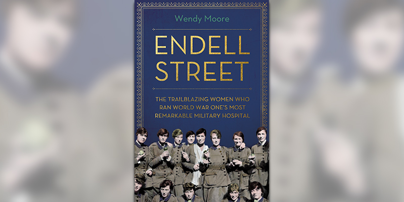 Endell Street book cover