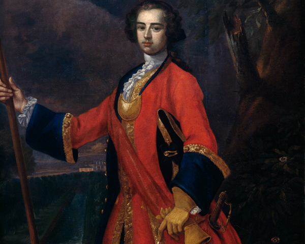 Lieutenant Thomas Southwell, The Coldstream Guards, 1739