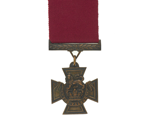 Victoria Cross awarded to Captain Euston Sartorius, 59th (2nd Nottinghamshire) Regiment, for gallantry in Afghanistan, 1879