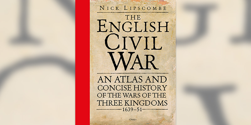 'The English Civil War' book cover