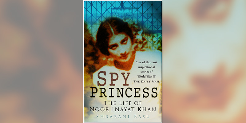 'Spy Princess' book cover