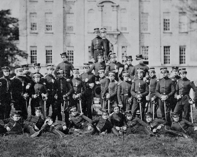 Fourth Term, East India Company's Military Seminary, Addiscombe, June 1857