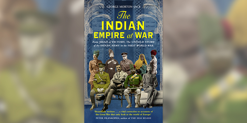 'The Indian Empire at War' book cover