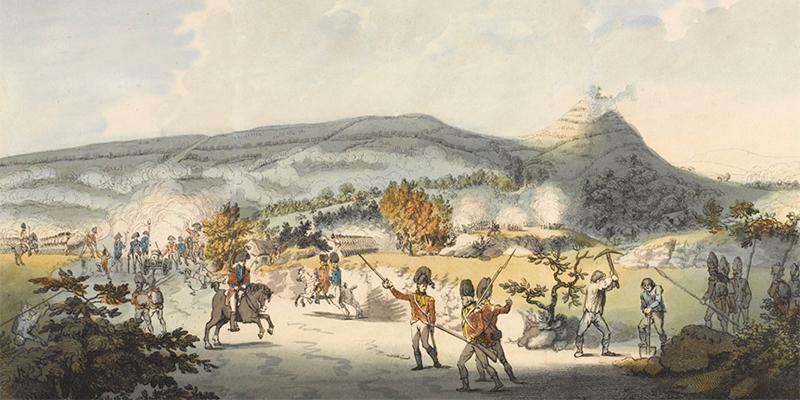 'Battle of Vinegar Hill, June 21st, 1798'