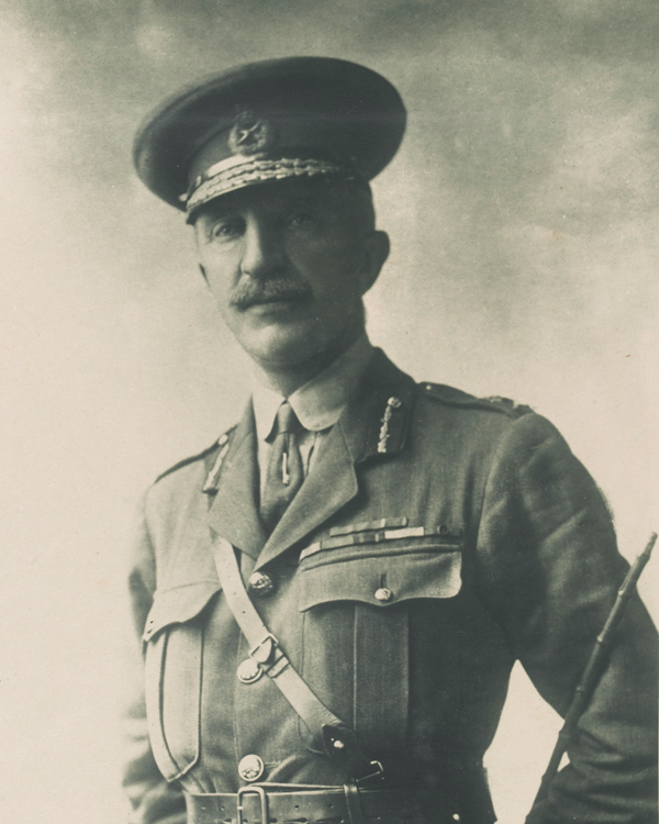Field Marshal Sir Henry Wilson, Chief of the Imperial General Staff, c1920