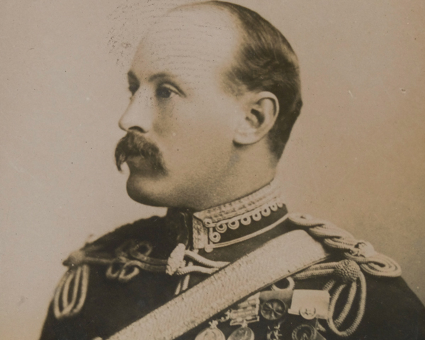 Colonel Robert Kekewich, c1902
