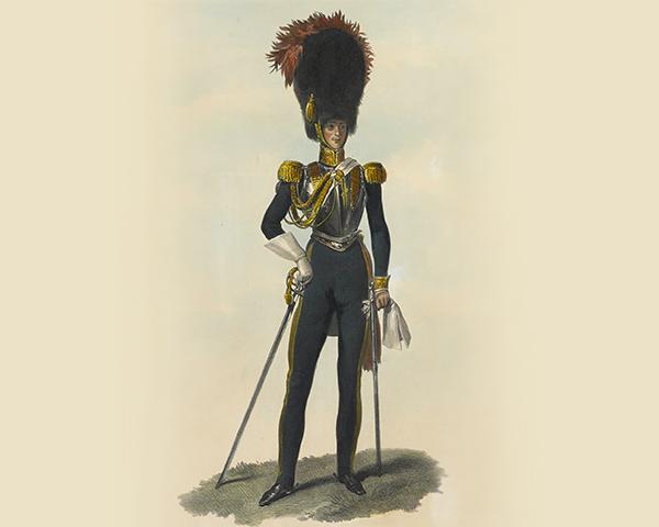 Major Everard William Bouverie, Royal Horse Guards