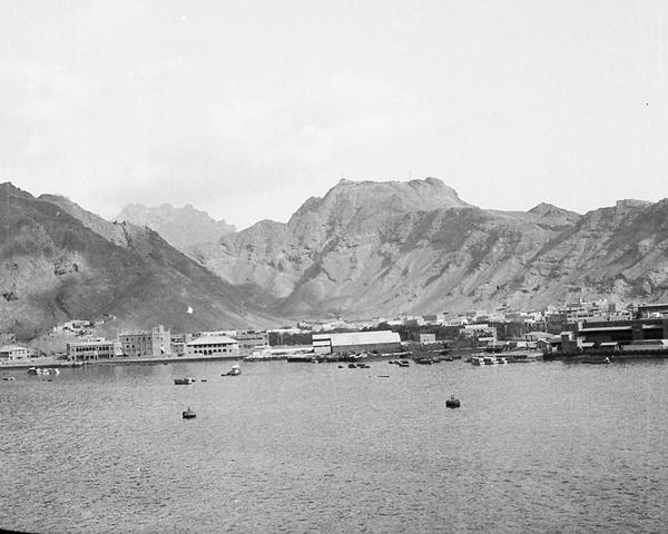 Aden port, 1941