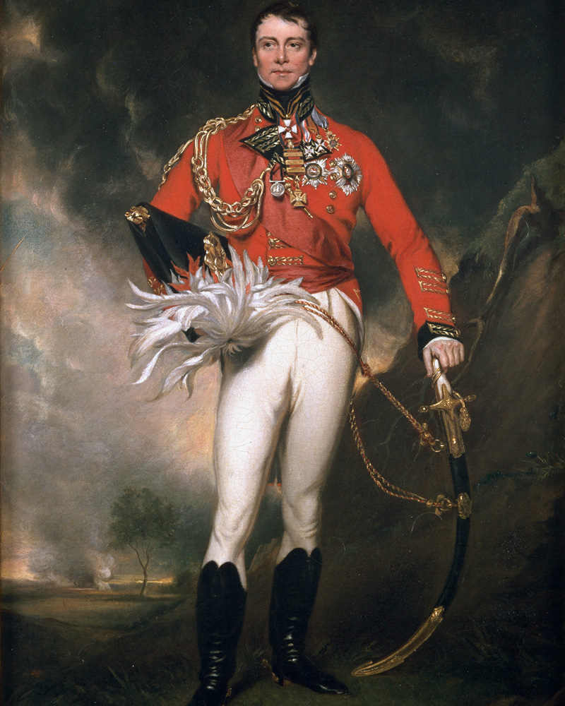 Major-General Sir James Kempt GCB, Lieutenant-Governor Fort William ands Colonel of the 81st Regiment of Foot, c1820