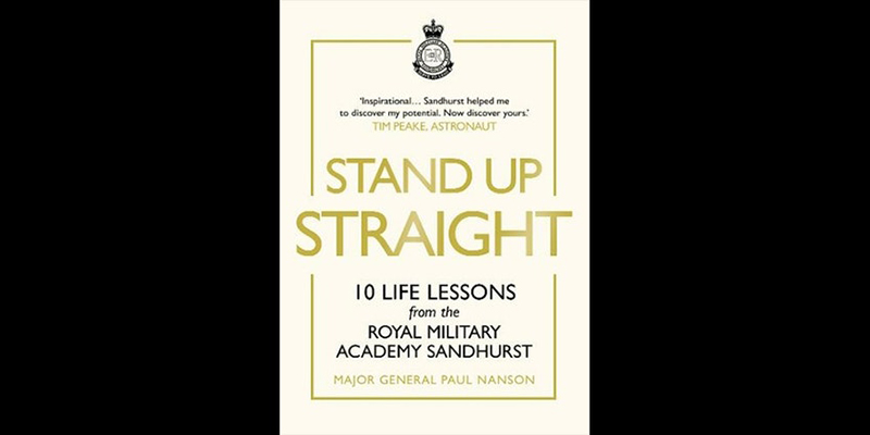 'Stand Up Straight' book cover