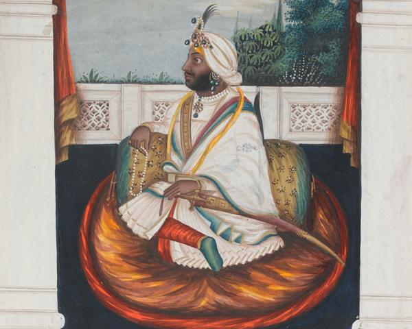Sher Singh Attariwalla, c1849