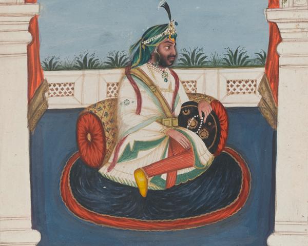 Raja Lal Singh, c1845