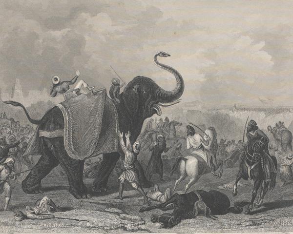 The Siege of Multan, 1849